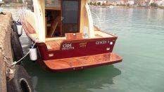 Özel İmalat Ahşap Tekne